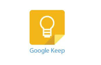 Google Keep Tool for Remote Work