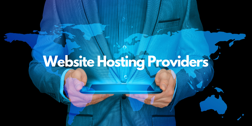 List of Top Website Hosting Providers